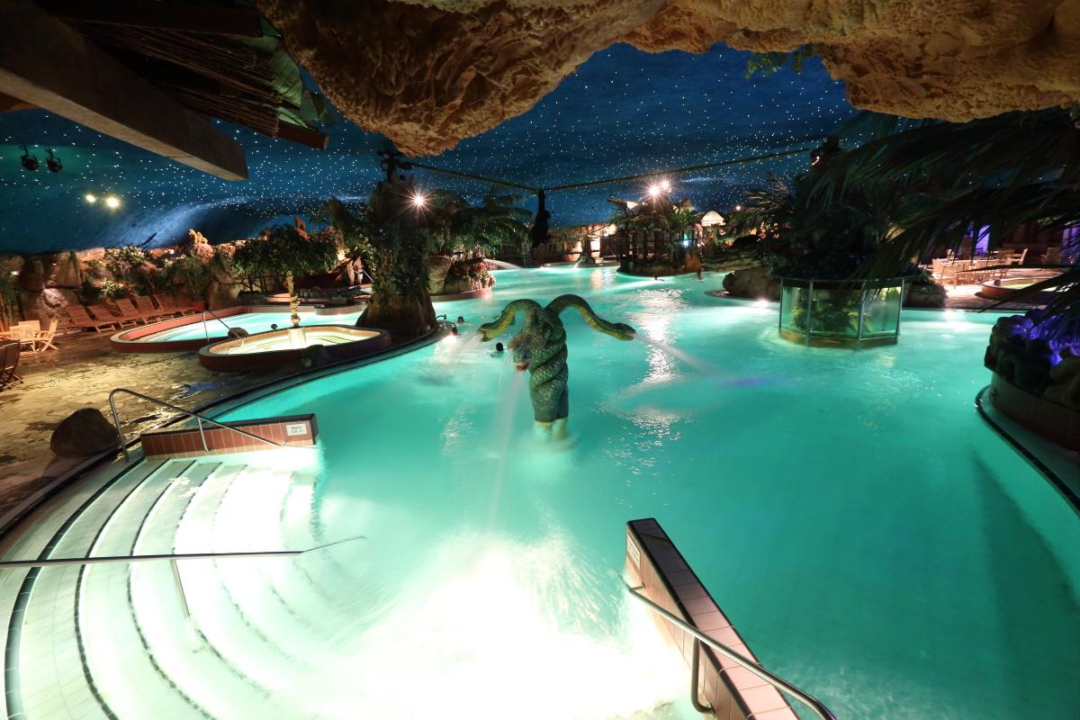 Zwembaden camping n stork
